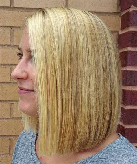 highlights and lowlighted blunt cut bob 50 spectacular blunt bob hairstyles