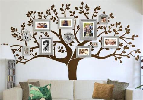 imagenes para dibujar en la pared arboles para dibujar en paredes deco de interiores