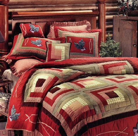 Discount Cabin Bedding by Cozy Cabin Quilt And Lodge Bedding