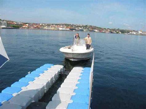 float boat origin floating dock float yacht dock yatch dock plastic
