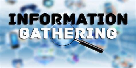 information gathering tool red hawk