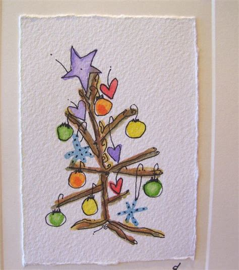 christmas card ee cummings little tree house interior