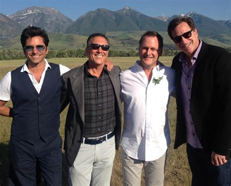 full house dave coulier full house family reunites to chronicle dave coulier s wedding la times
