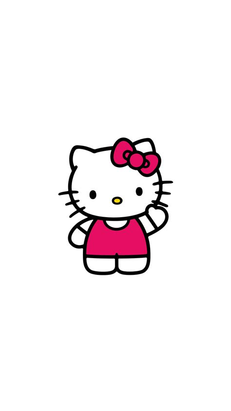 iphone wallpaper hd hello kitty hello kitty iphone 6 plus wallpaper 1080x1920