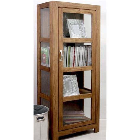 mobili in legno naturale vetrina in legno naturale etnico outlet mobili etnici