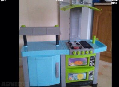 Chad Valley Chef Play Kitchen by Childrens Play Kitchen Chad Valley Deluxe For Sale In