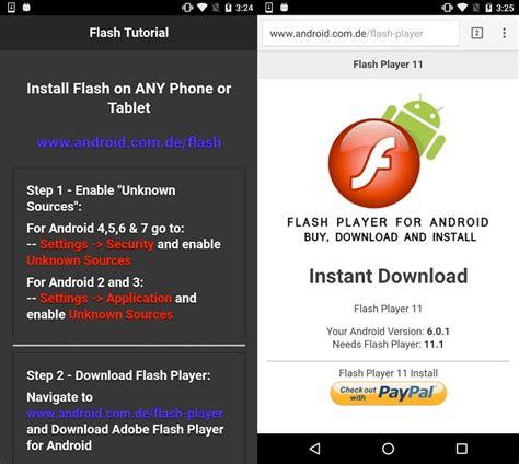 adobe flash player for android tablet descargar e instalar adobe flash player gratis de forma segura en un m 243 vil y tablet android