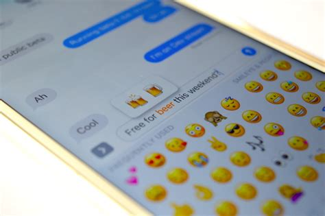emoji ios 10 how to replace text with emojis in messages in ios 10