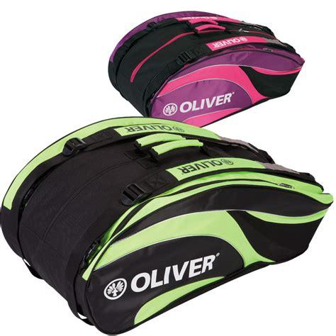 Dossenheim Bag triplebags schwarz lila oliver sport
