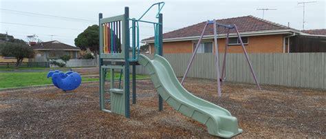 park avenue swing osborne avenue reserve