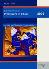 Bewerbung Praktikum China Praktikum China Praktikum In China