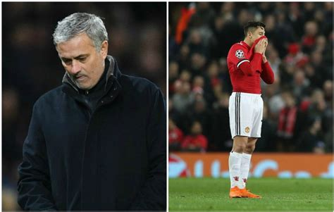 alexis sanchez relationship man utd news alexis sanchez unhappy under jose mourinho