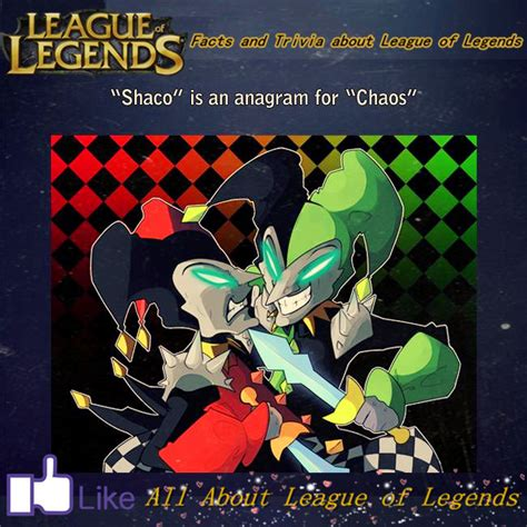 Memes League Of Legends - facts and trivia about league of legends league of