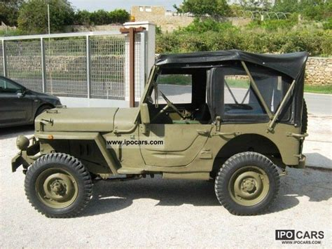 Jeep Willys 45 1947 jeep willys mb gpw 1941 45 car photo and specs