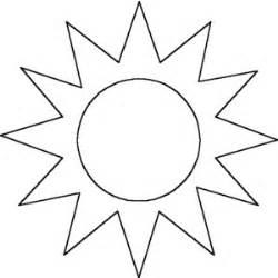 sun outline polyvore
