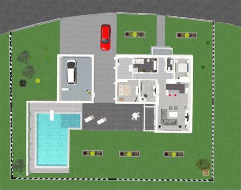 grundriss bungalow mit integrierter garage innenarchitektur k 252 hles grundriss bungalow mit