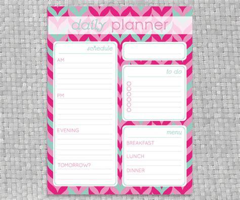 free diy printable planner 7 best images of diy planner template printable d i y
