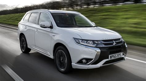 Outlander Auto by 2017 Mitsubishi Outlander Phev Review Top Gear