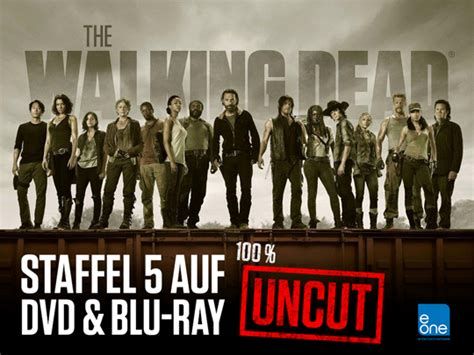 wann kommt staffel 5 the walking dead the walking dead verleih best 228 tigt f 252 nfte staffel kommt