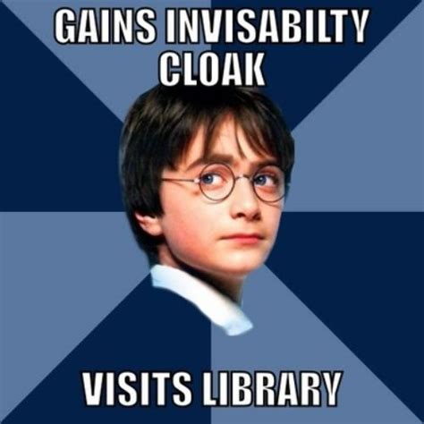 Invisibility Cloak My Most Awaited Invention by 56 Best Library Memes Images On Library Memes
