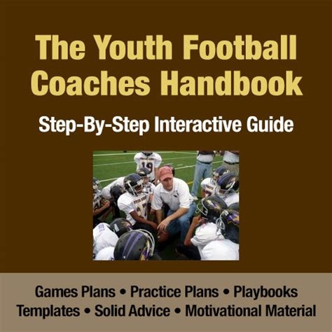 usa football youth coaching handbook books youth football coach handbook clickbank