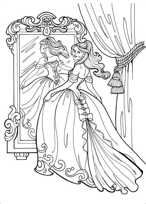 coloring pages for adults princess princess leonora to print pinterest princess adult