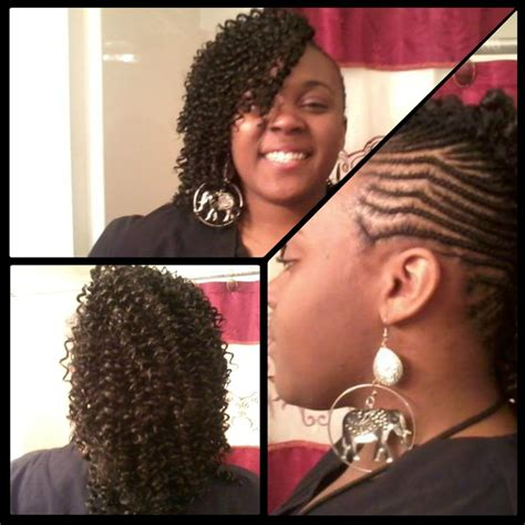 sew in mohawk half mohawk sew in sewins pinterest