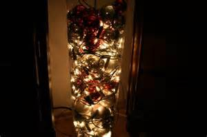 weihnachtsdeko in vasen bilder weihnachtsdeko