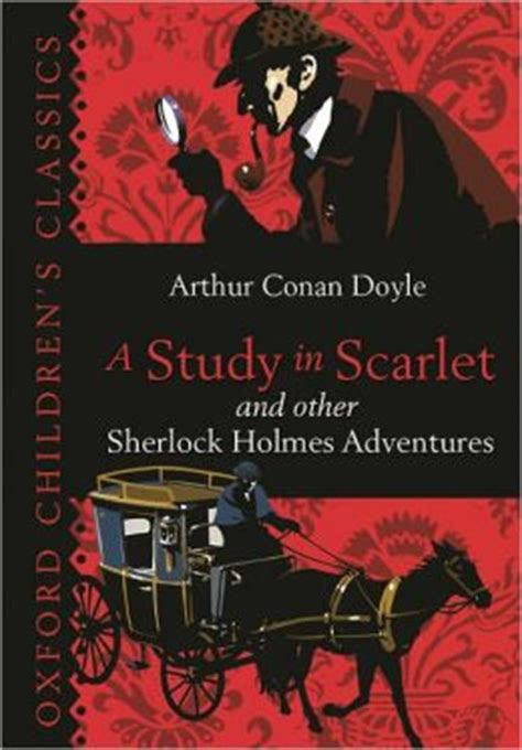 a study in scarlet the sherlock series a study in scarlet other sherlock adventures by