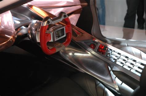 Citroen Gt Interior by Gt By Citroen Concept Revealed At Motor Show It