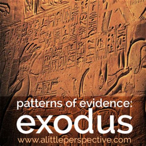 pattern of evidence exodus free exodus study resources