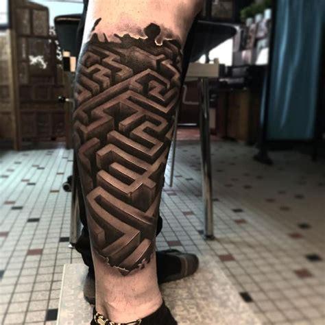 maze tattoo maze runner maze runner