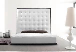High End Bedroom Furniture Brands Exquisite Leather Luxury Platform Bed Boston Massachusetts