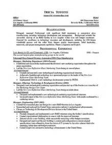 How To Write A Bartender Resume by Bartender Resume Objective Berathen