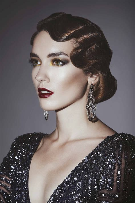 great gatsby hair cut struggling to find an uber chic hairdo for halloween then