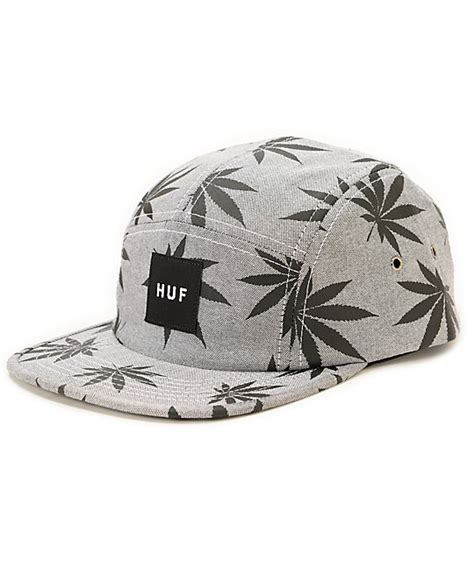 Topi Huf 5panel Huf 5panels Huf 5 Panel Huf 5 Panels Huf 2 huf plantlife oxford 5 panel hat at zumiez pdp
