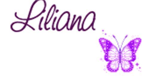 imagen de cumpleaos con el nombre liliana descarga el nombre animado de liliana download la firma