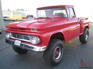 1962 Chevrolet Truck 1962 Chevrolet K10 4x4 C10
