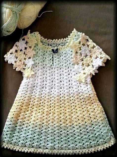pattern free crochet baby dress baby girl crochet dress pattern free