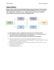 Sle Questions For Mba Mft by Mba 731 Operations Project Mgmt Franklin Page 1