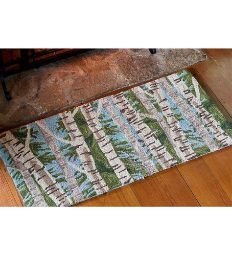 Fireplace Fireproof Rugs by Birch Tree Hearth Fireproof Rug Ebay