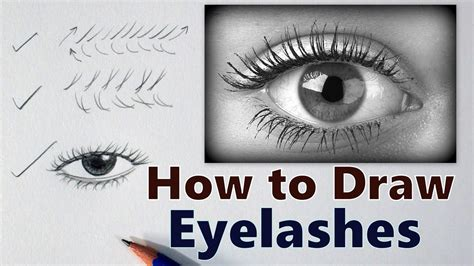 youtube tutorial how to how to draw eyelashes tutorial for beginners youtube