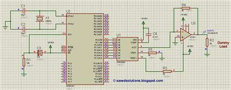 pull up resistor in proteus 8051 inductor meter 28 images 8051 at89c2051 based lc meter free microcontroller projects