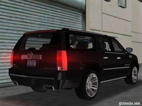 2012 Cadillac Escalade Esv Platinum by Gta 3 2012 Cadillac Escalade Esv Platinum Mod Gtainside