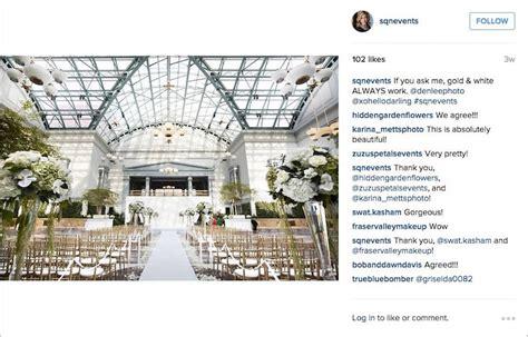 zenadia design instagram wedding instagram inspiration from planners