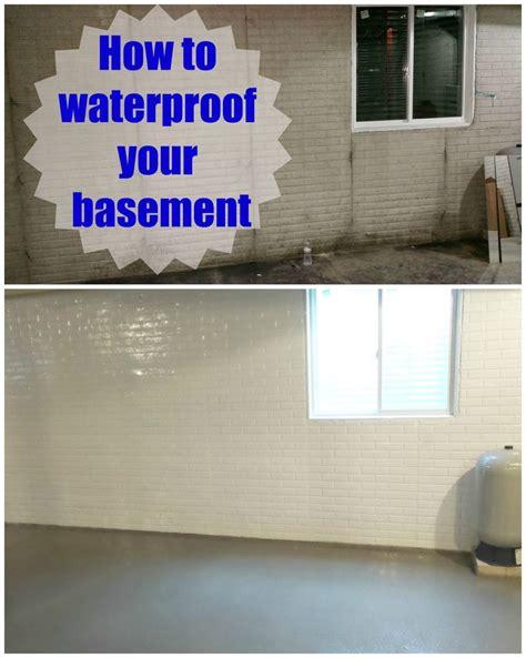17 best ideas about basement waterproofing on