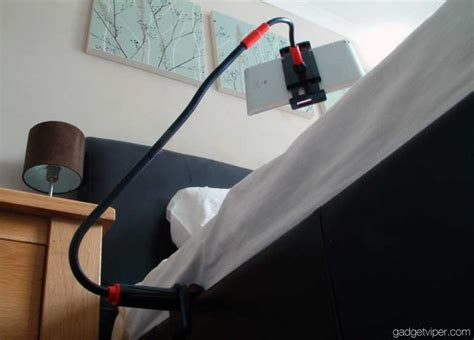 ipad stand for bed easyacc gooseneck tablet holder the flexible lazy mount