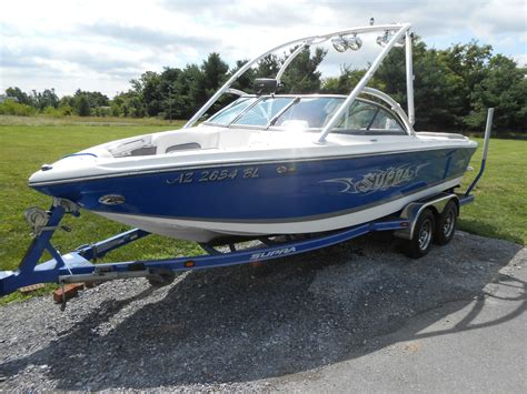 supra launch boats supra launch 21v 2006 for sale for 28 400 boats from