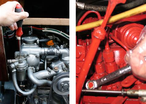 boat engine not starting diesel engine repairs fuel air starting wiring boats