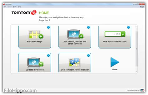 tomtom home 2 10 2 filehippo